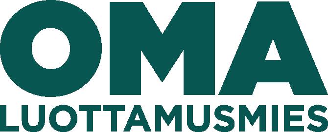 oma luottamusmies logo